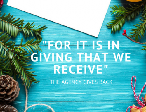 When Your Mother Was Right All Along: The Agency Gives Back