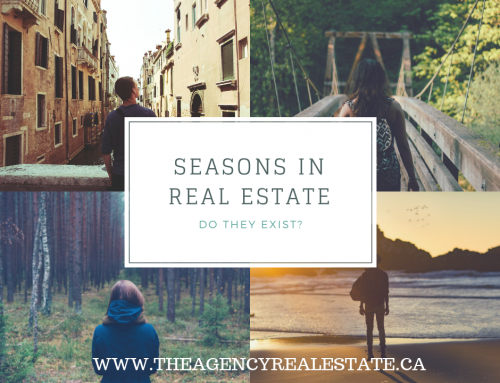 Real Estate Markets. Are They Really Seasonal?