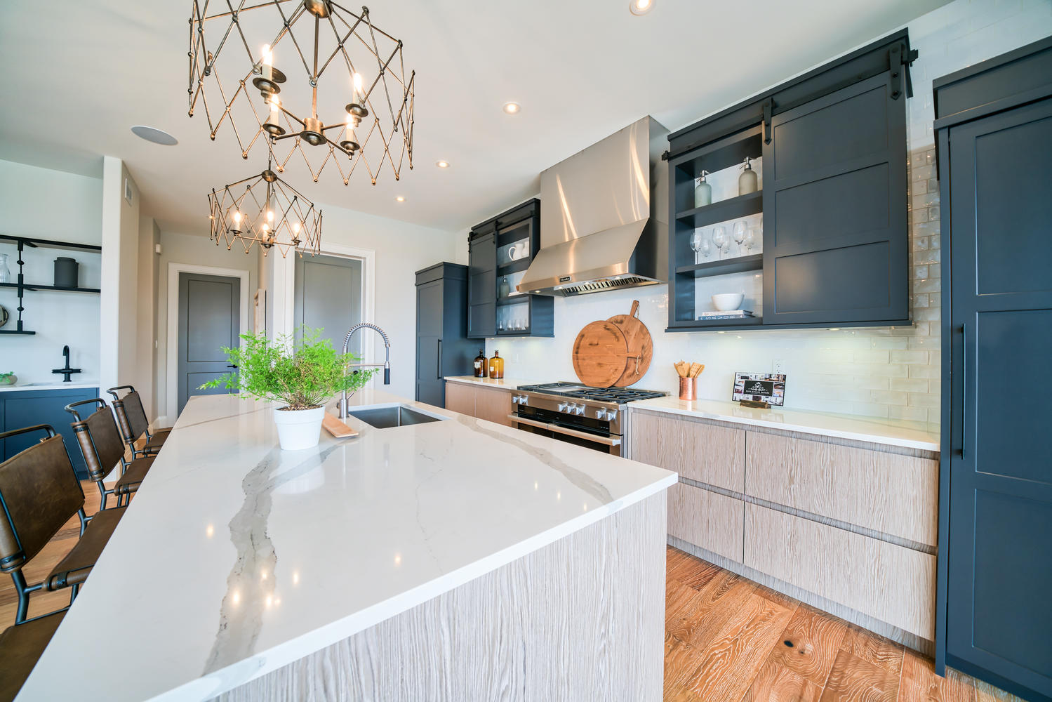 millstone homes of london kitchen