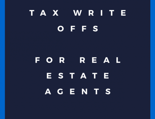 Tax Write Offs For Real Estate Agents