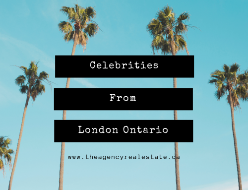 Celebrities from London Ontario
