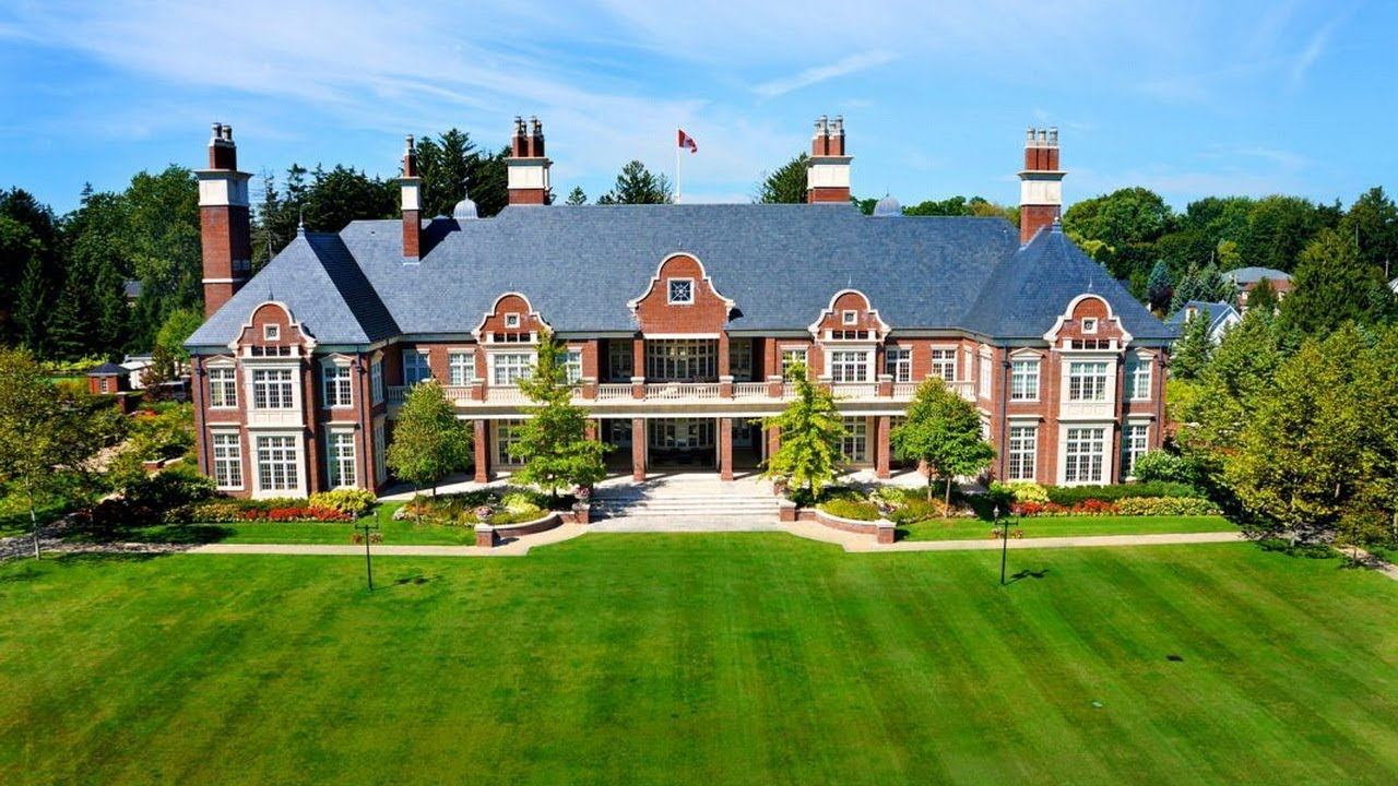 most expensive  home in ontario